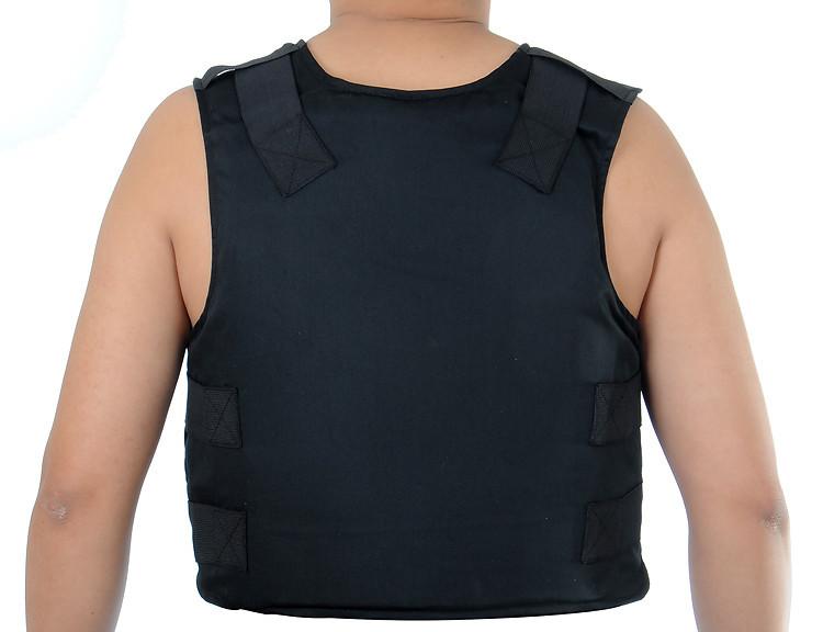 Hot sale!free shipping send by express kevlar bulletproof vest Bulletproof Body Armor IIIA Size XXXL military bulletproof vests(China (Mainland))