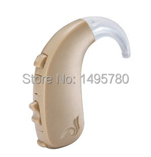 K-618 Free Shipping hearing aids aid ear sound amplifier mini bte hearing aid for hearing loss