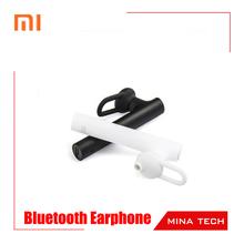 100% Original Xiaomi Bluetooth Headphones Headset  Bluetooth 4.1 Xiaomi Mi Bluetooth Earphone Build-in Mic Handfree original box