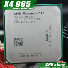 Buy AMD Phenom II X4 965 CPU Processor Quad-Core (3.4Ghz/6M /125W ) Socket AM3 AM2+ 938 pin (working 100% Free Shipping) sell 955 for $44.66 in AliExpress store