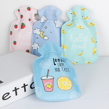 Water Injection Explosion Proof Hot Water Bottle Child Student Hand Po Cartoon Warm Handbags Warming Household Products S Size(China (Mainland))