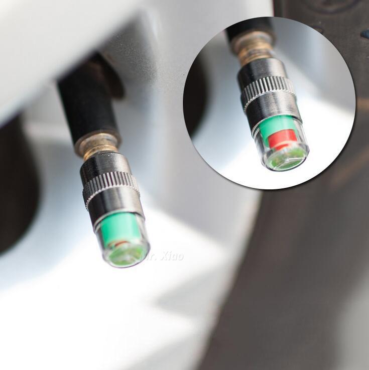 4pcs Car Tyre Tire Pressure Monitor Indicator Valve Stem Cap For Forte Carens Rondo Picanto Rio Ceed Soul Sportage K2 Rio K3(China (Mainland))