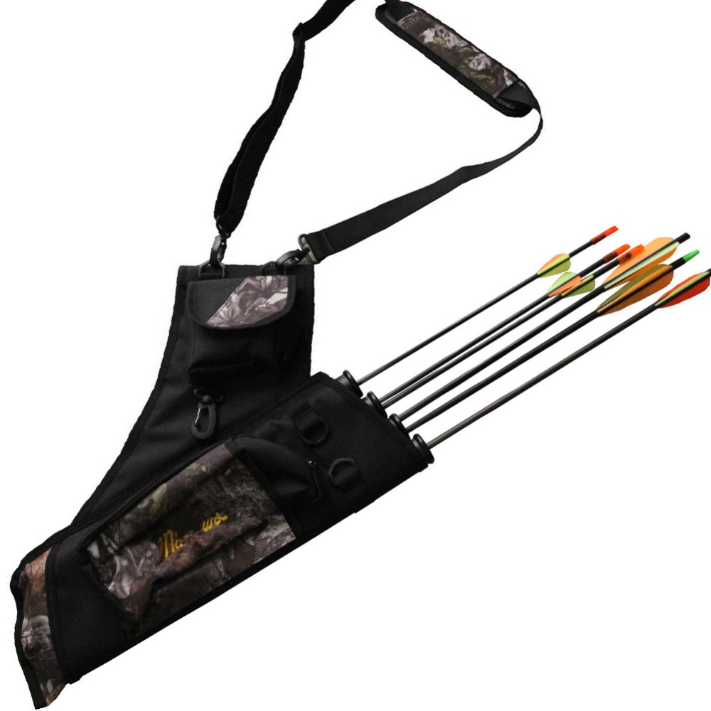 how to use a quiver