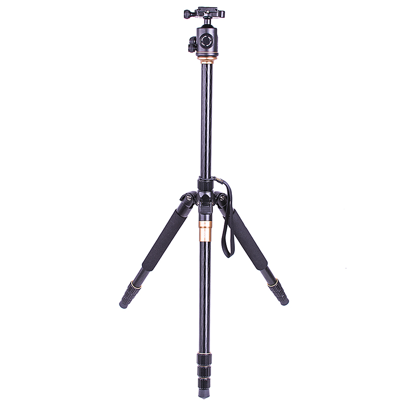 Portable travel 10KG bear dslr alloy monopod stand professional camera tripod for slr pro video tripodes