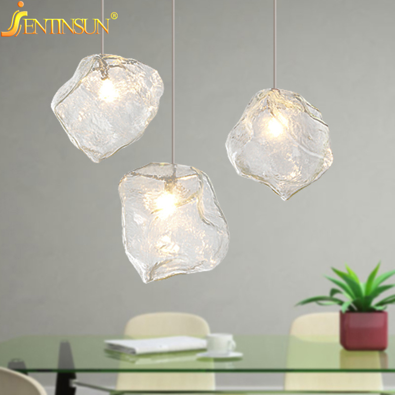 Popular cube pendant light buy cheap cube pendant light lots from china cube pendant light - Creative hanging lights ...