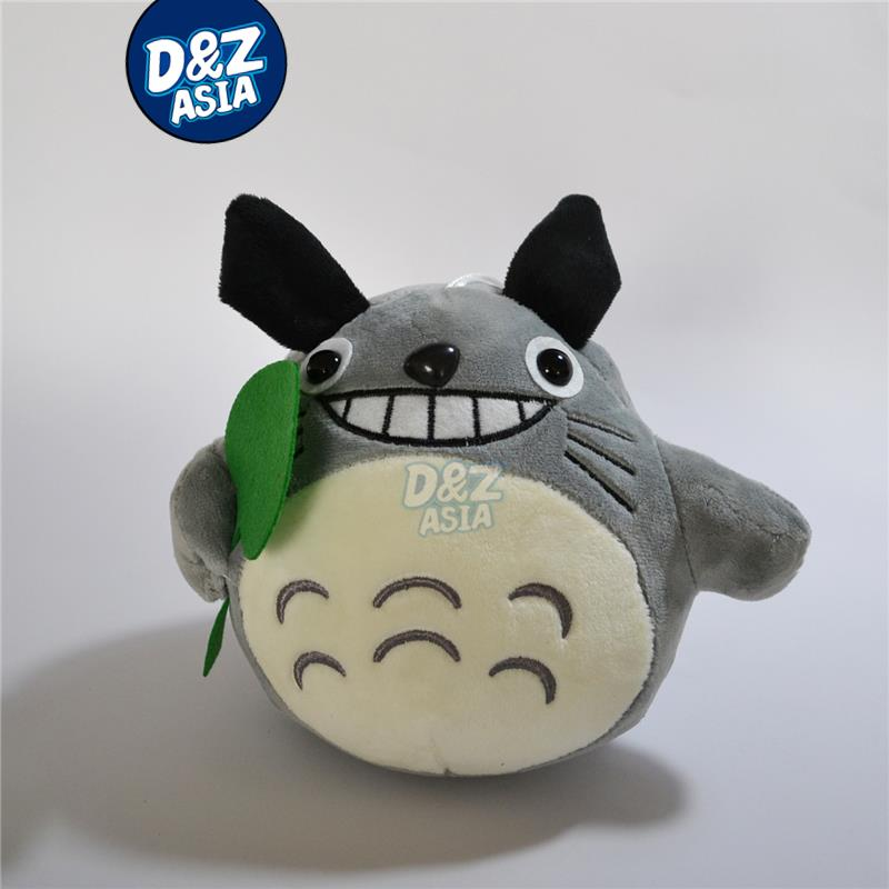 Totoro plush stuffed plush toys with Sucker cartoon plush Car accessories factory wholesale dropshopping(China (Mainland))