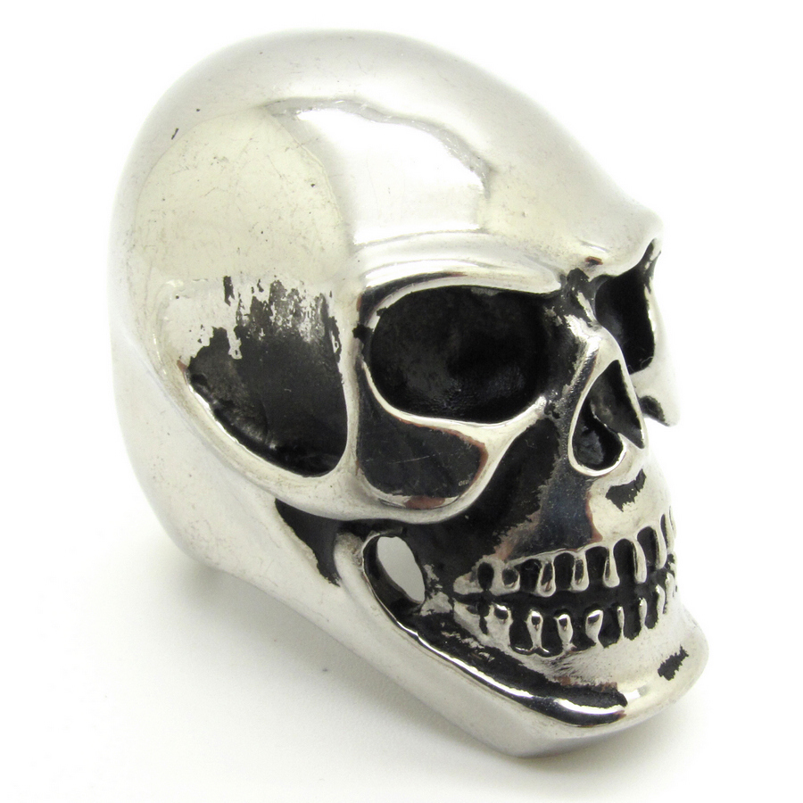 aliexpress buy gold silver skull ring jewelry