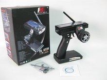 Buy FS-GT3B 2.4G 3CH Gun Transmitter /w Receiver RC Car Rc Boat best price + EMS free Baja 5b for $50.00 in AliExpress store