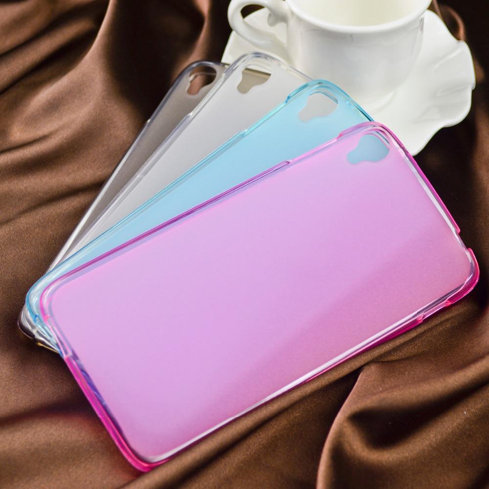 Гаджет  Hot Gel Silicone Anti Skid Soft TPU Transparent Matte Phone Cases For Alcatel One Touch Idol 3 5.5 inch LIte Crystal Back Cover None Телефоны и Телекоммуникации
