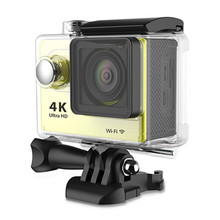 Newest EKEN H9 WiFi Sport Action Camera DV Car DVR 4K Ultra HD SPCA6350 HDMI 2 Inch LCD For RC Quadcopter Multicopter Drone