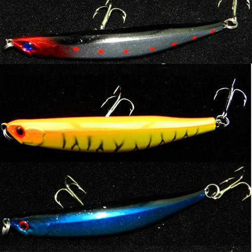 Wholesale 8pcs/lot Pencil lure 9cm 8.2g Hard Bait Baits Quality Fishing Lures Fishing Tackle New Hot Selling Minnow Fish(China (Mainland))
