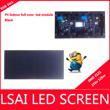 Pantallas Led |p4 led module full color led displays | Toronto led screens company |SMD2121 3in1 256*128m 62500nits/m2, 1/16(China (Mainland))