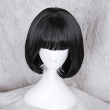 WigsLove None Lace Wig Cap  Women's Cute  Sweety OL'  Love Short BOB Synthetic Hair Wig(China (Mainland))