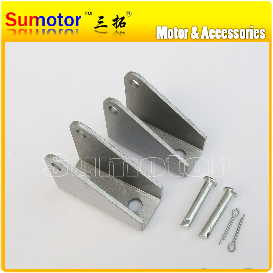 Type A, a pair of Bracket, H series Linear actuator bracket, Electric DC motor, Install Bracket(China (Mainland))