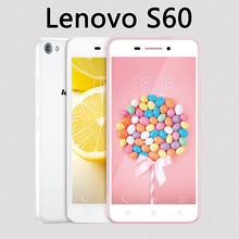 Original Lenovo S60 S60W 5.0″ 1280×720 Snapdragon 410 64bit Quad Core 2GB RAM 8GB 4G LTE Cell Phones Android 4.4 13.0MP Camera