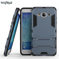 Case For Samsung J5 2016 Cover Silicone Plastic Armor Fundas Stand Phone Case For Samsung Galaxy