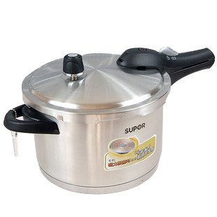 -YH Subor 304 stainless steel pressure cooker 20cm High pressure cookers yw20n1 fashion safety factory supply 20cm measurement(China (Mainland))