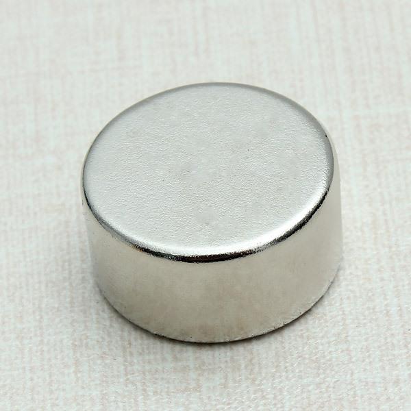 5 pcs 20mm Dia x 10mm N52 Neodymium Strongest Grade Magnet <br><br>Aliexpress