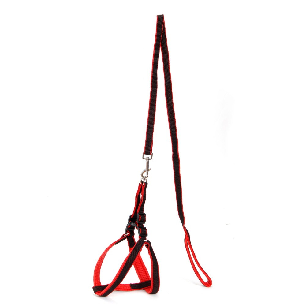 Traction Rope Chest Suspenders Dog Chain Large Dog Rope Teddy Pet Supplies Fit for Big Dog 4 Colors(China (Mainland))