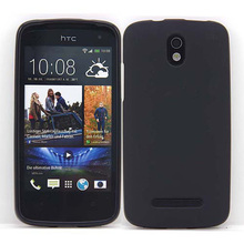 TPU Silicone Gel Case For HTC Desire 500 506E 5088 Z4 Anti-knock Cell Phone Protective Cover Bags Skidproof Matte Soft