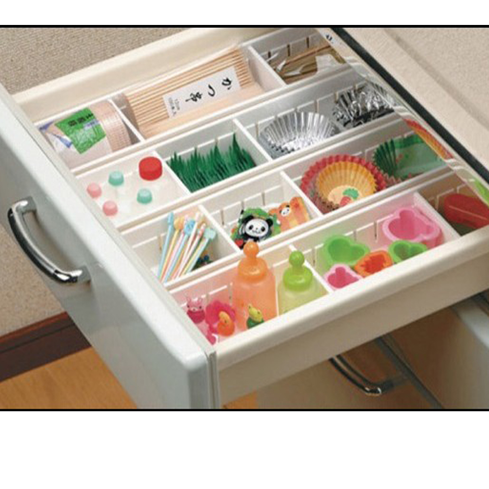 Kitchen Drawer Organizer Box Video Picture More Detailed Picture About 2 Pcs Kitchen