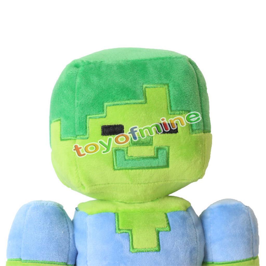 """New Cute 8"""" Small Zombie Animal Patterns Plush Soft Toy Doll Kids Gift(China (Mainland))"""
