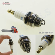Spark Plug Spare Parts Replacement For 45cc Gasoline Chainsaw SP.654303.27
