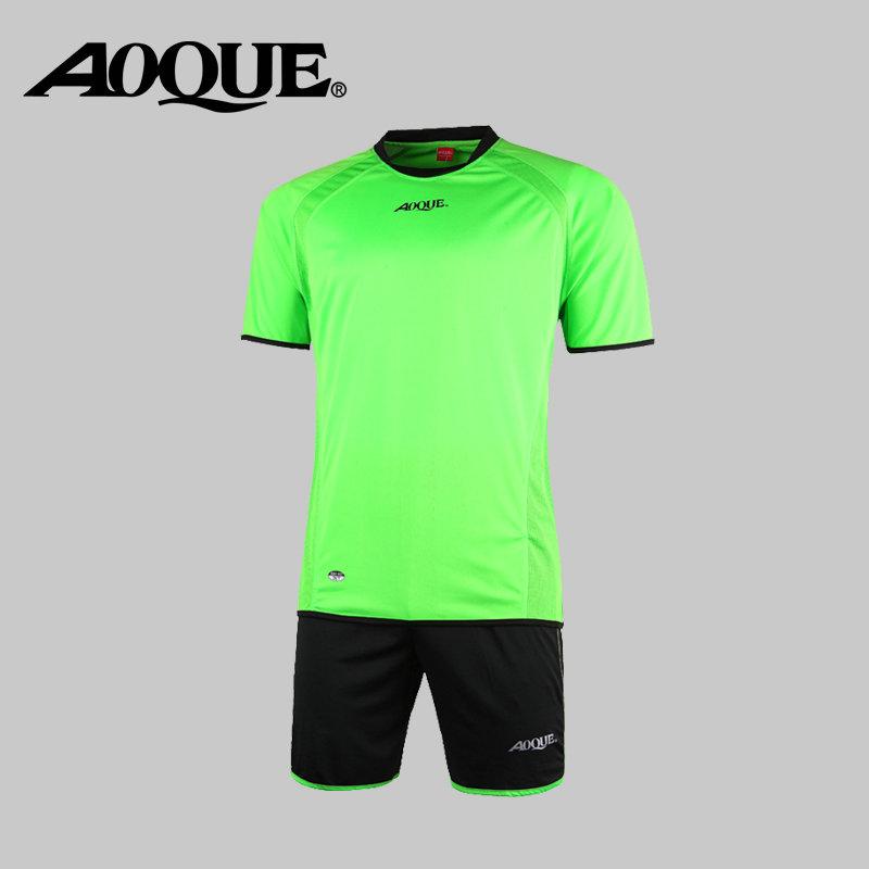 New Mens Football Jerseys Training Soccer Sets Anti-Shrink Custom Football Jersey Sports Uniform Jersey camisetas de fut A150205(China (Mainland))