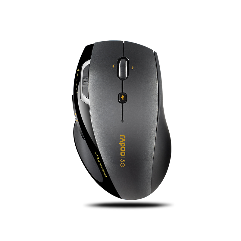 Genuine Rapoo 5G USB Wireless Laser Mouse 4D Scroll Wheel Souris Office Game Mice 8D Custom Mouse Sem Fio Computer Mouse Gamer(China (Mainland))