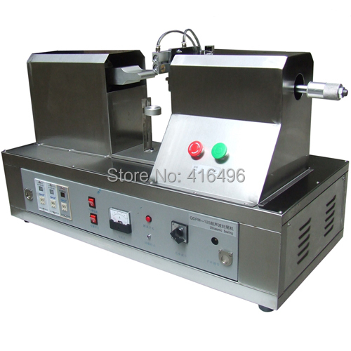 Ultrasonic plastic tube sealing machine high frenquency ultrasonic wave heating welding equipment tools to face cream pack hose