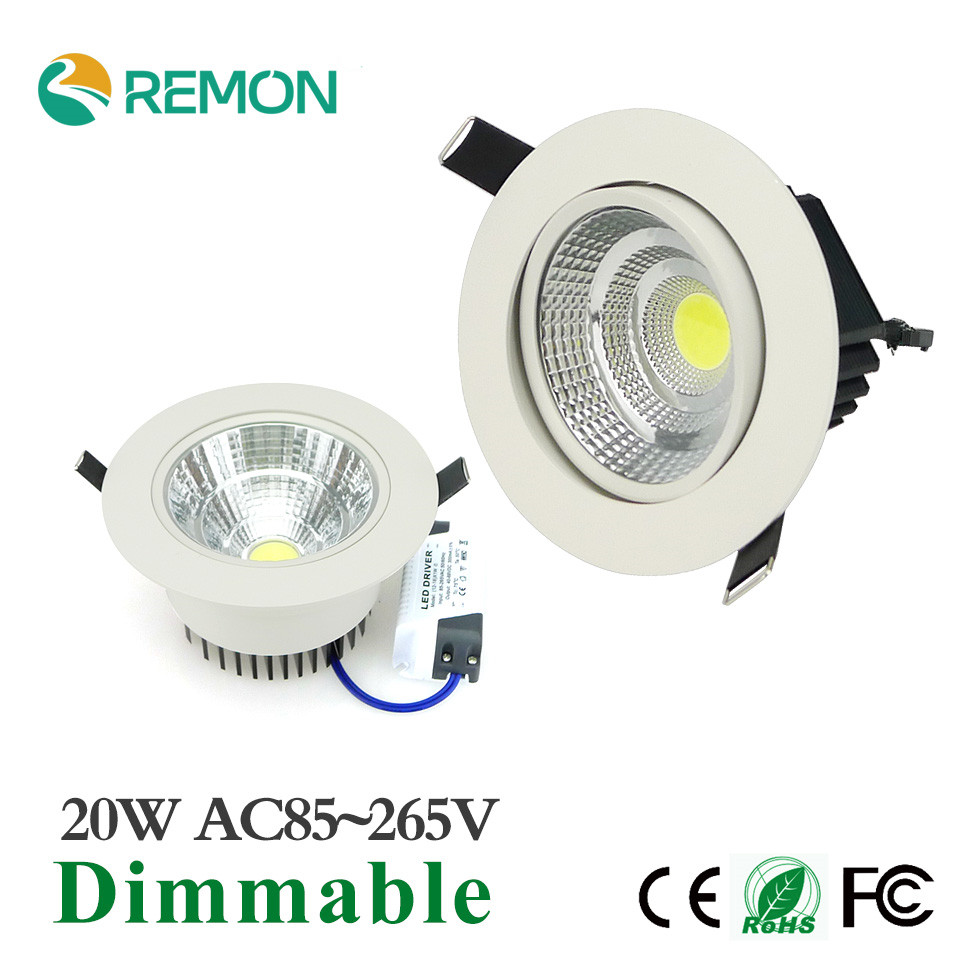 Brightest Recessed Lighting Bulbs : Super bright led spot light dimmable recessed lighting