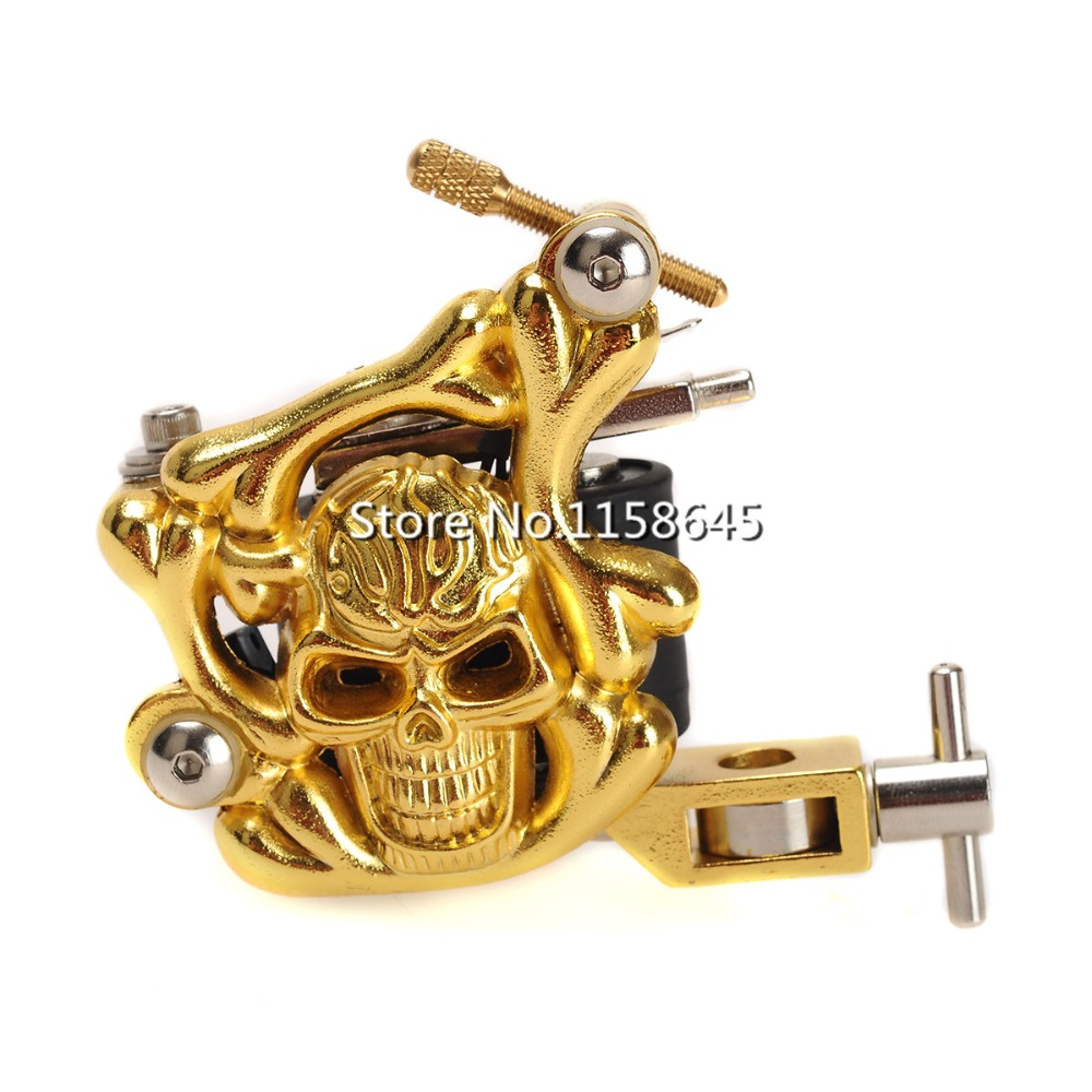 Compare prices on skull tattoo gun online shopping buy for Tattoo gun prices