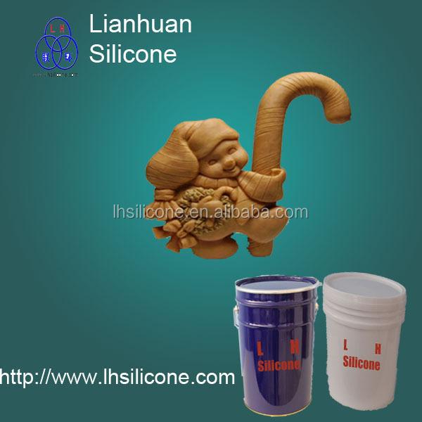 China Ceramic Mold Casting RTV-2 liquid silicone rubber/ liquid latex rubber(China (Mainland))