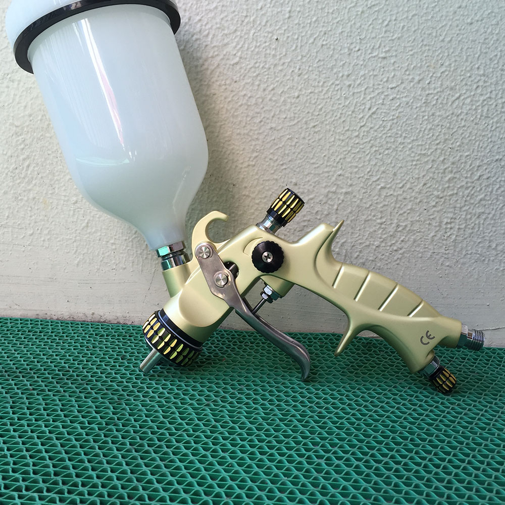SAT1215-A car painting spray gun tools for painting walls compressed air tools<br><br>Aliexpress