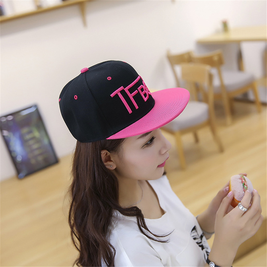 Spring 2017 Brand New Cotton Mens Hat Letter Bat Unisex Women Men Hats Baseball Cap Snapback Casual Caps