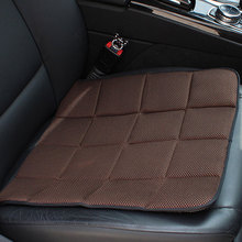Ventilated Breathable Bamboo Charcoal Car Seat Cushion Cover Pad Mat Relieve fatigue for drivers and office workers(China (Mainland))