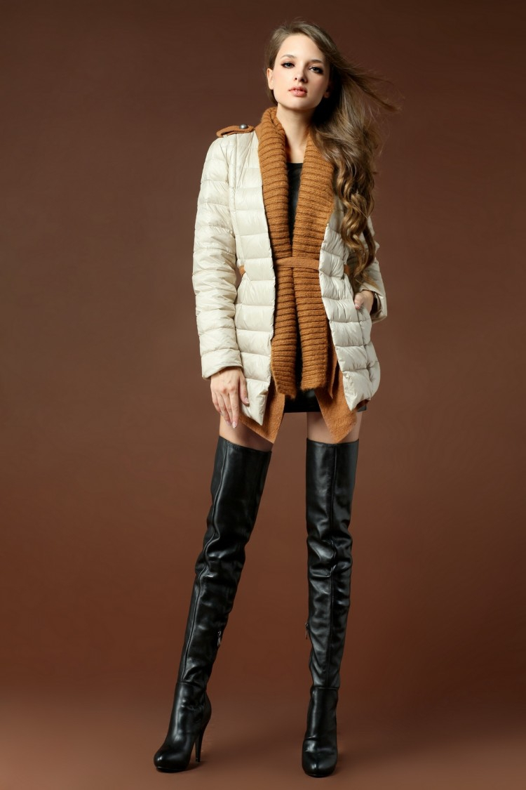 Women Thigh High Boots - Cr Boot