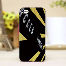 pz0016-5 art building Design Customized cellphone transparent cover cases for iphone 4 5 5c 5s 6 6plus Hard Shell