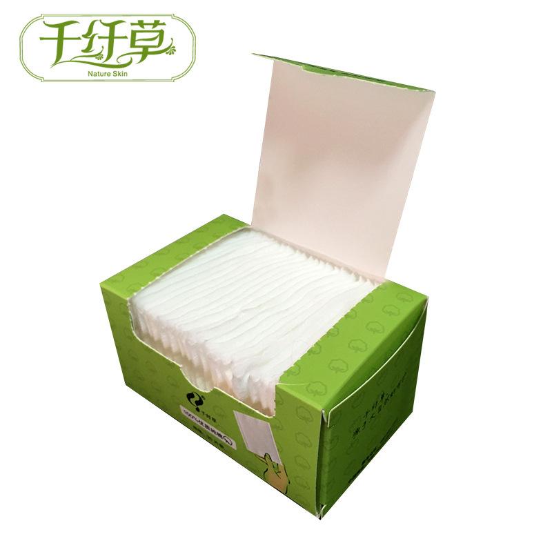 Здесь можно купить  New Arrival Thousands of grass fiber cotton cotton 30 natural cotton thin cotton sheet no makeup makeup Beauty tools on the crum  Красота и здоровье