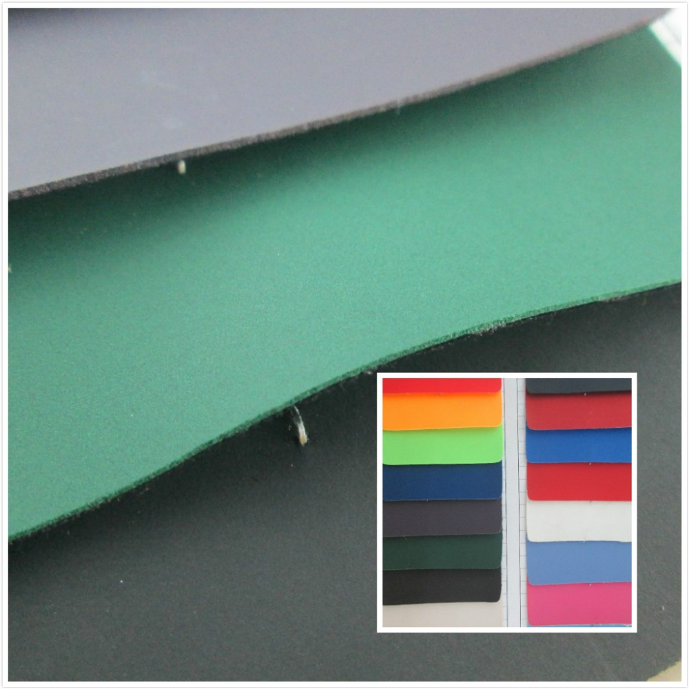 Frosted smooth surface PVC synthetic leather fabric 17 color Smooth surface Suitable for decorative bag belt sofa couro cloth(China (Mainland))