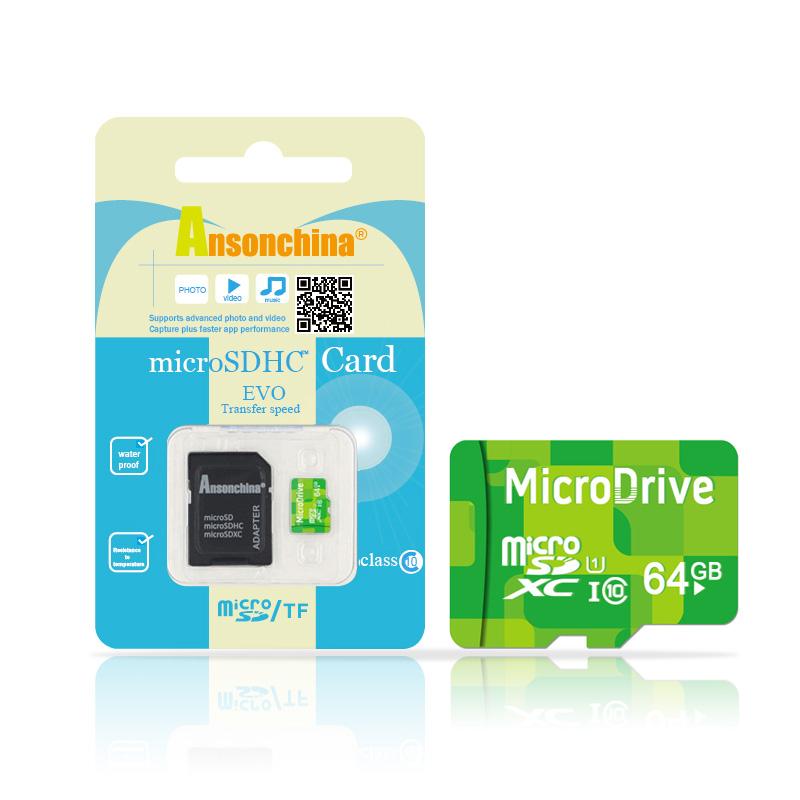 Class 10 64GB 32GB 16GB 8GB 4GB Micro SD card memory map card flash card memory drive stick map(China (Mainland))