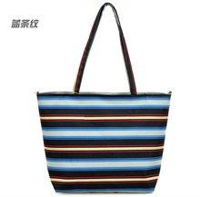 10pcs/lot Womens Printed Shoulder Tote Bag