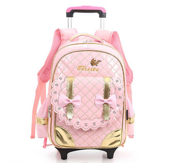 Girl Backpacks With Wheels Backpacker Sa