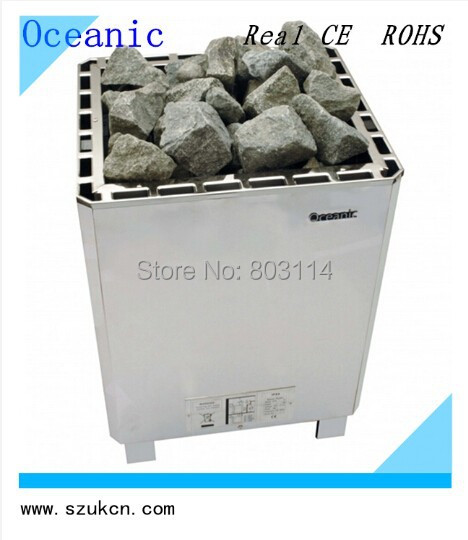 15kw Oceanic sauna heater with controller system, 1 year warranty CE certificated(China (Mainland))