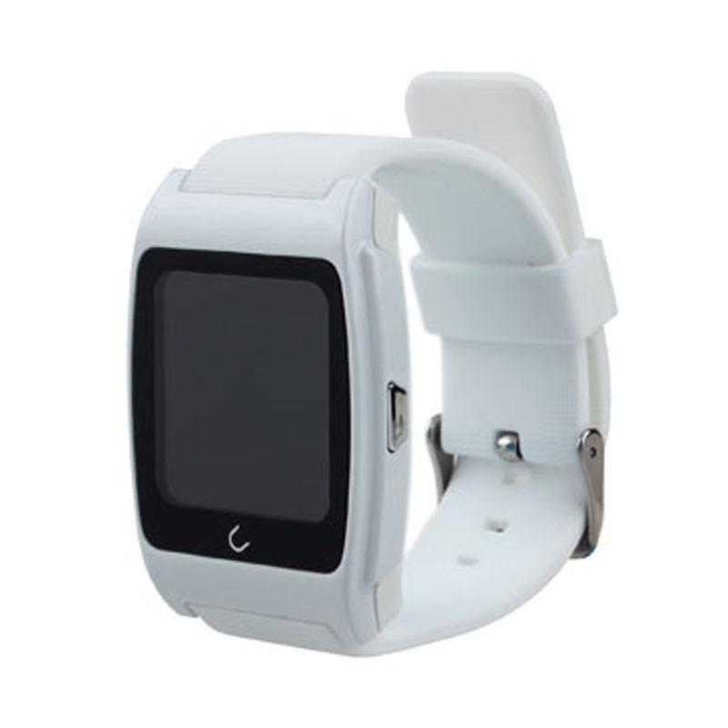 """ถูก ใหม่IWOอัพเกรด1ชิ้นสมาร์ทบลูทูธนาฬิกานอนH Eart Rate Monitor 533เมกะเฮิร์ตซ์1.54 """"UXสำหรับAndroidสมาร์ทโทรศัพท์"""