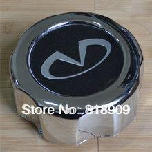 1x Chrome Wheel Center Cap Hub Cap Fit for Infiniti QX4 97-02(China (Mainland))