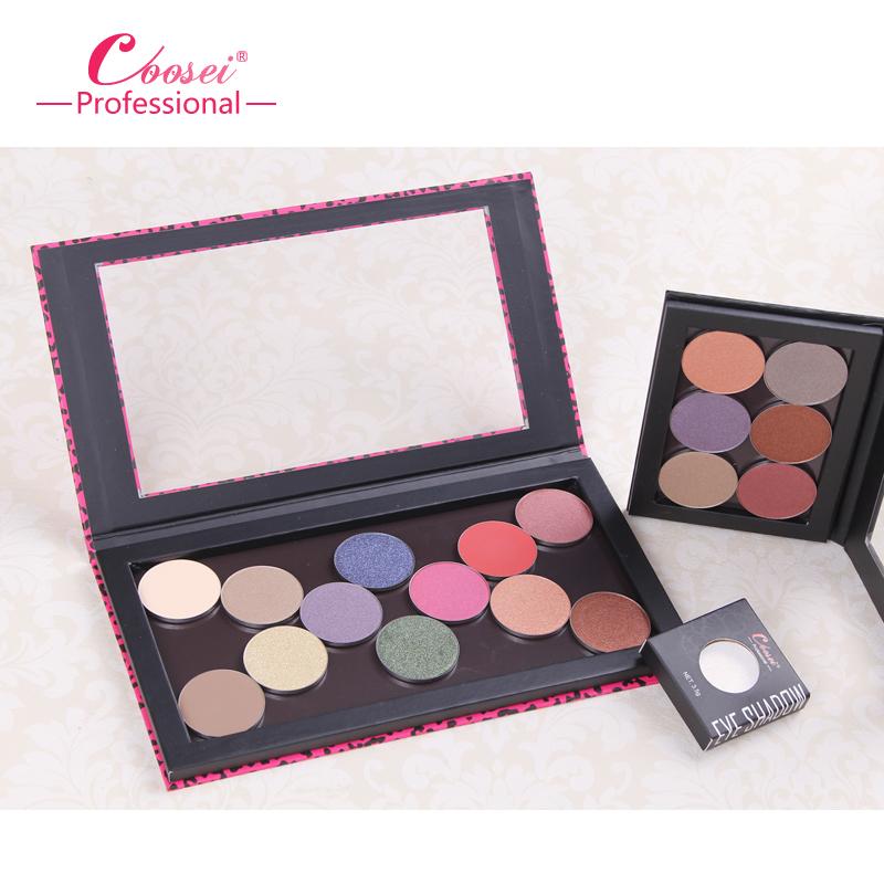 Blank Largest Z Empty Makeup Palette Magnetic Eye Shadow Case Cosmetic Organizer Makeup Storage Paleta De Maquiagem Maquillage(China (Mainland))
