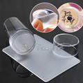 Xmas NEW Premium Quality Nail Stamping Templates Nail Art Stamp Plates Snowflakes Santa Snowman Xmas Tree Jingle Bell