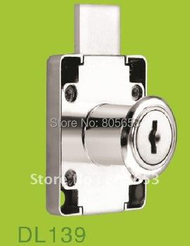 zinc alloy quality goods High-class drawer lock/furniture lock/cabinet lock + new (DL139-22)