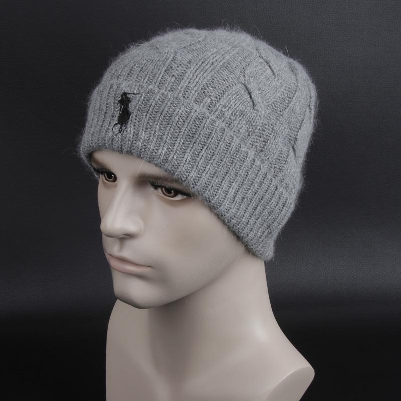 Мужская круглая шапочка без полей , M283